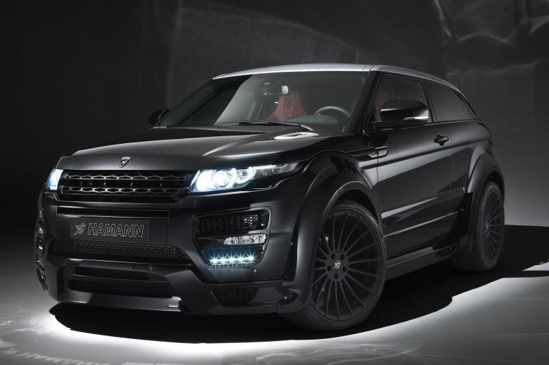 range rover evoque coup by hamann foto hamann sport cars de. Black Bedroom Furniture Sets. Home Design Ideas