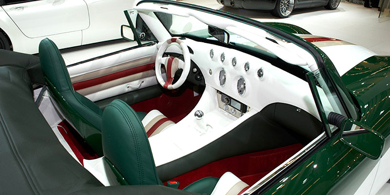 Home | Wiesmann - Pure Emotion